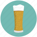 alcohol, beer, beverage, bubbles, cup, drink, mug icon