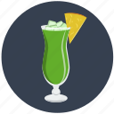 alcohol, bar, beverage, cocktail, drink, glass, shake icon