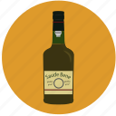 alcohol, bottle, brandy, cognac, drink, skotch icon