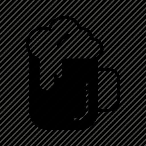 beer glassware, beer mug, beverage, oktoberfest, traditional icon