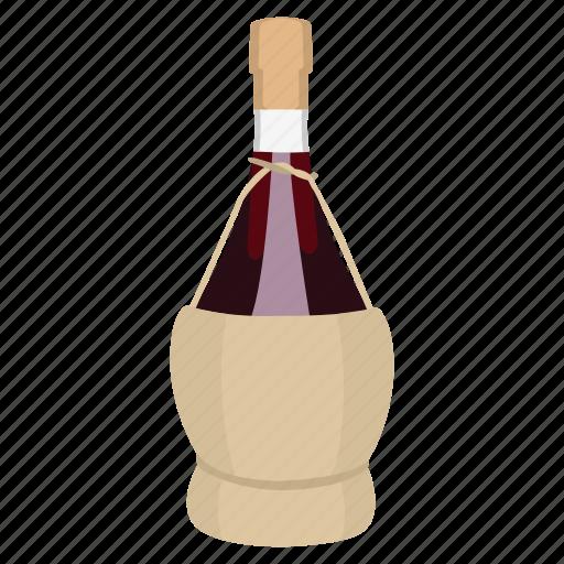 alcohol, alcoholic, chianti, italy, tuscany, vino, wine icon