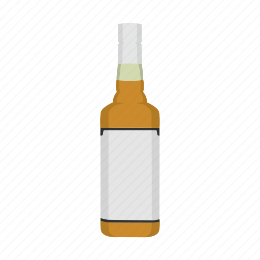 alcohol, bottle, bourbon, drink, spirit, whiskey, whisky icon