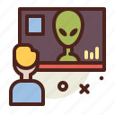 alien, communication, science, space