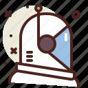 helmet, science, space