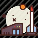 rocket, science, space