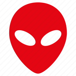 alien, game, head, people, person, space, user icon