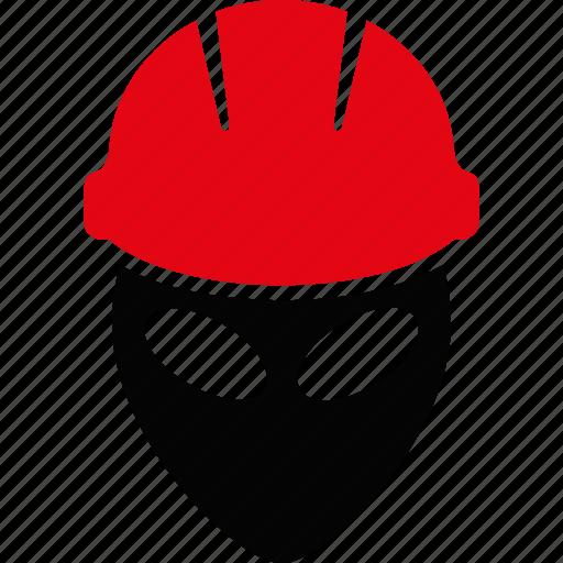 alien, engineer, job, mechanic, serviceman, work, worker icon