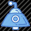 alien, outer, sci fi, space, ufo icon