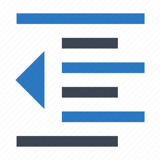 Align, alignment, format, left, text icon - Download on Iconfinder
