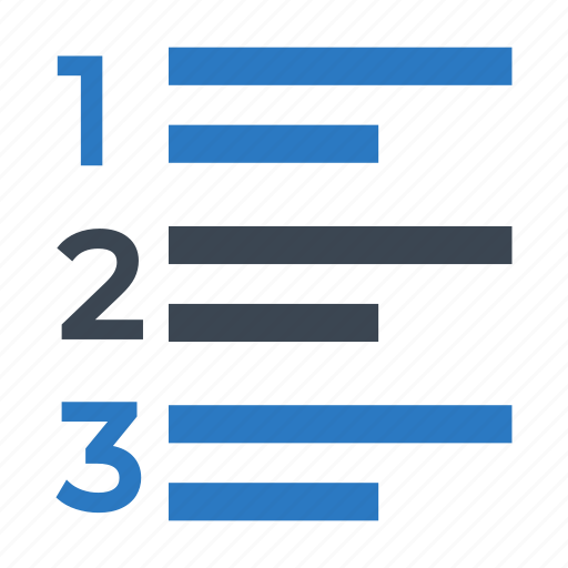 align, alignment, format, numbers, text icon