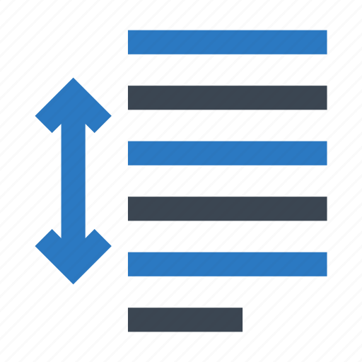 alignment, format, padding, spaces, text icon