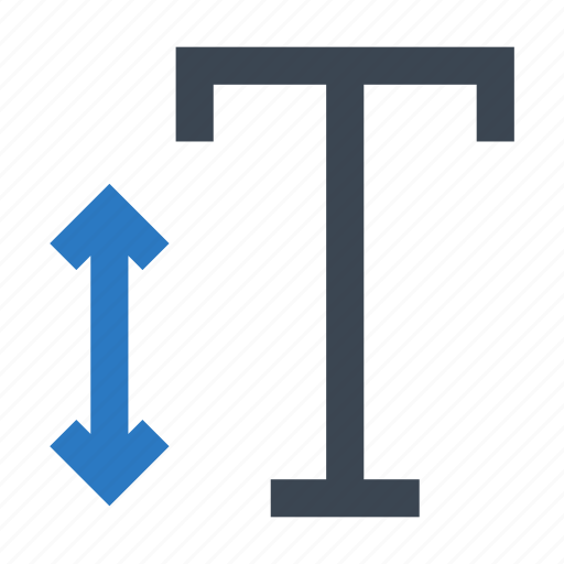 font, increase, large, size, text icon