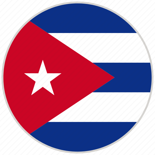 Circular, country, cuba, flag, national, national flag, rounded icon - Download on Iconfinder