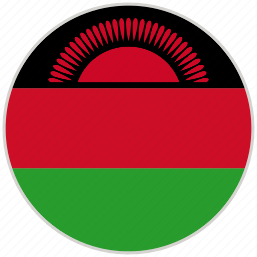 Circular, country, flag, malawi, national, national flag, rounded icon - Download on Iconfinder
