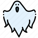 ghost, halloween, horror, scary, spooky
