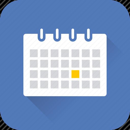 business, calendar, date, deadline, schedule, seo, web icon