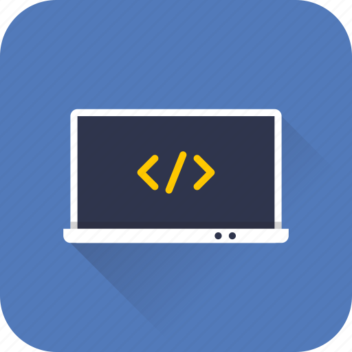 code, development, notebook, seo, technology, web icon