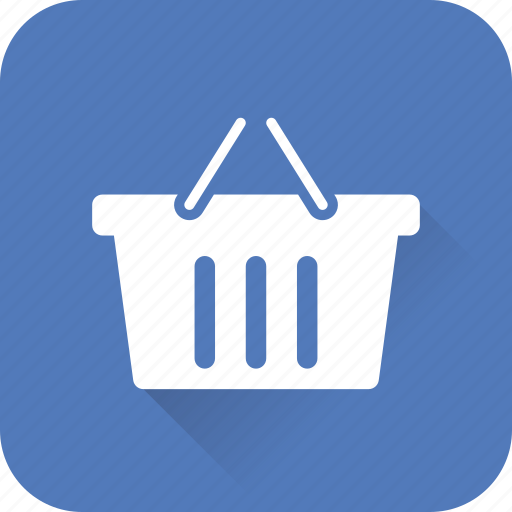basket, cart, ecommerce, shop, shopping, web icon