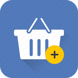 add, buy, cart, ecommerce, item, shopping, web icon