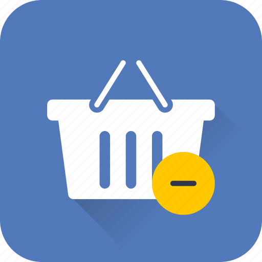 buy, cart, delete, ecommerce, item, shopping, web icon