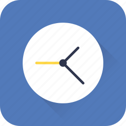 business, clock, schedule, seo, time, watch, web icon