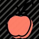 fruit, apple, food, allergen