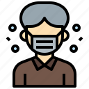 face, healthcare, influenza, mask, medical, wearing