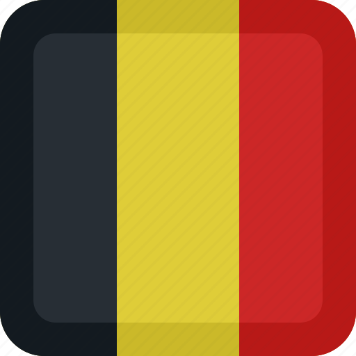 belgium, country, flag, national icon