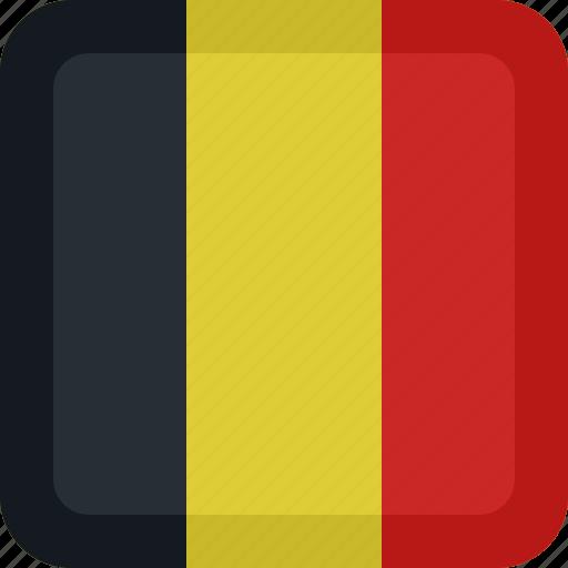 belgium, country, flag, national icon