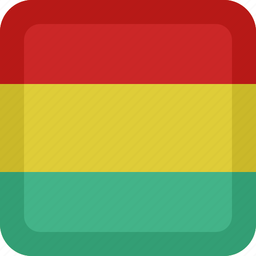 bolivia, country, flag, national icon