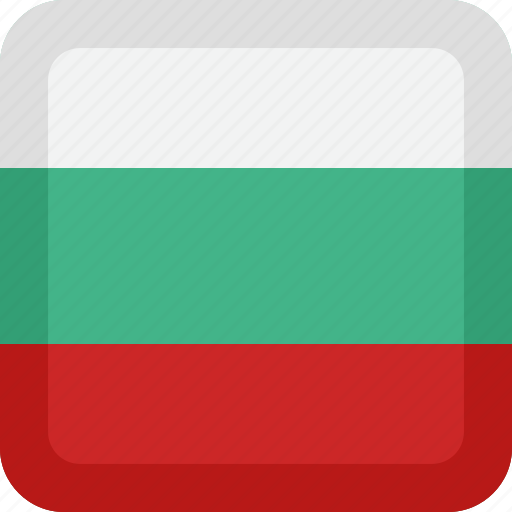 bulgaria, country, flag, national icon