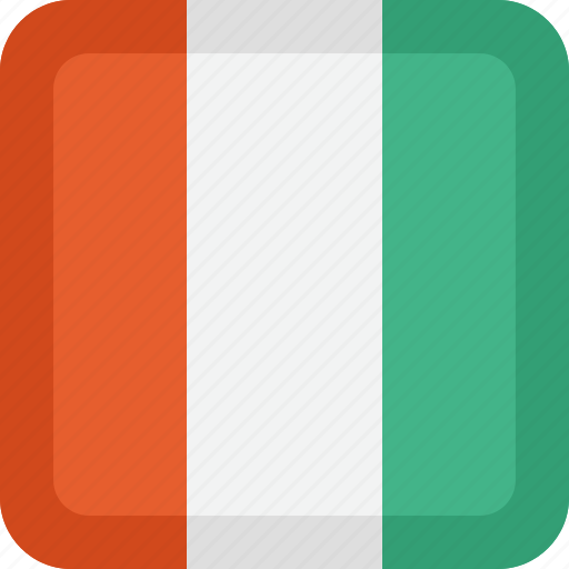 cote, country, flag, ivoire, national icon