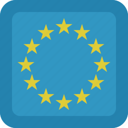 country, europe, flag, national, union icon
