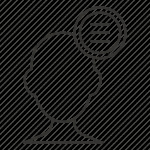 account, avatar, menu, person, profile info, user icon