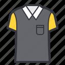gray, tshirt, fashion, grey, uniform