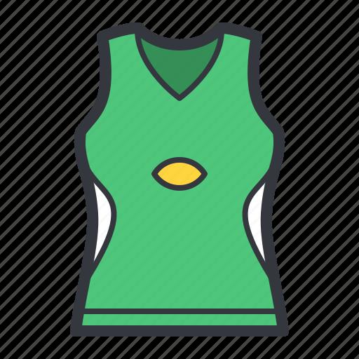 fashion, green, tank, top icon