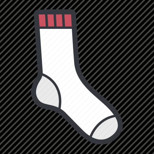 illustration, sock, socks, winter icon