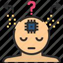 brainwash, forget, loss, memory, robot