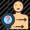 analysis, diagnosis, investigate, prognosis, scan