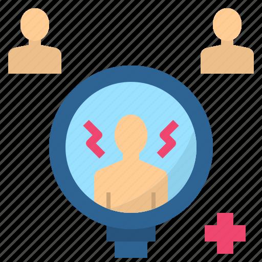 Diagnosis, illness, prognosis, scan, screening icon - Download on Iconfinder