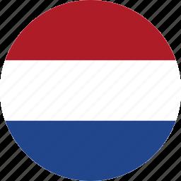 caribbean, flag, netherlands icon