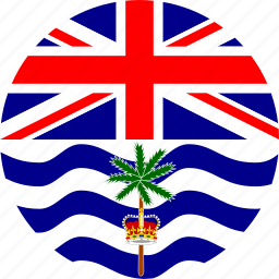 british indian ocean territory, flag icon