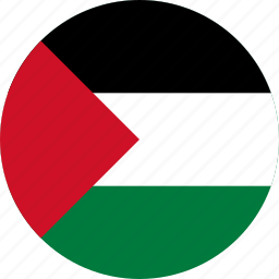 flag, palestine icon