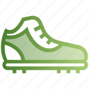 american football, boot, cleats, rugby, shoes, sports, sports ware icon