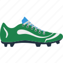 american, boot, design, flat, football, footwear, sport icon