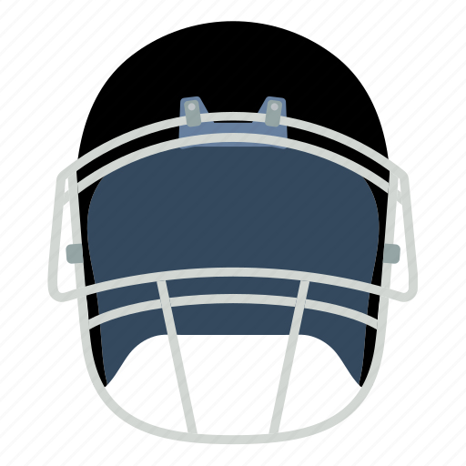 american, design, flat, football, helmet, mask, sport icon