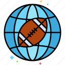 american, association, ball, football icon