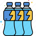 h20, hydration, mineral, water icon