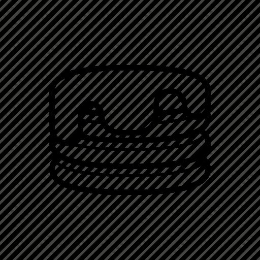 bakery, food, pancake, restaurant icon