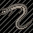 amphibian, gabilan, mountains, salamander, slender